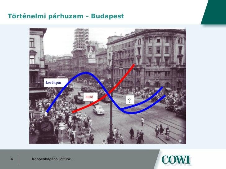 Történelmi párhuzam - Budapest autó ? kerékpár