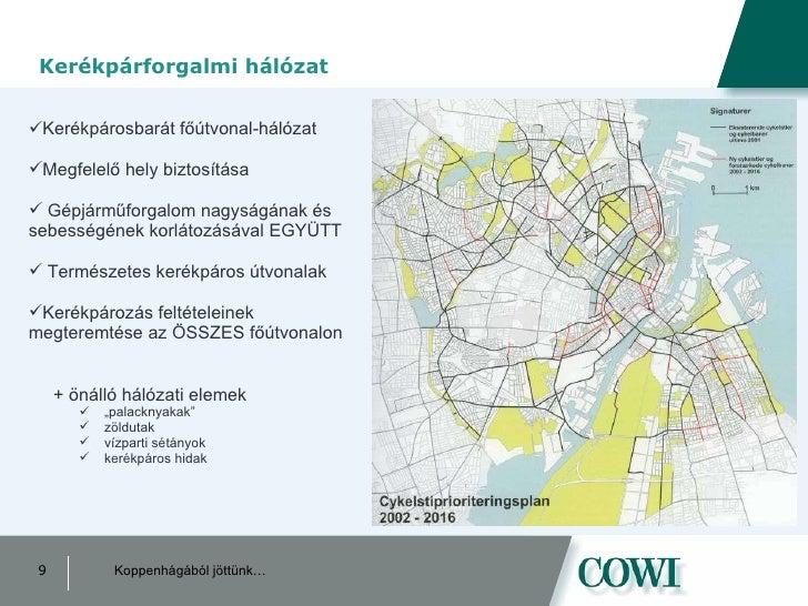 Kerékpárforgalmi hálózat <ul><li>Kerékpárosbarát főútvonal-hálózat </li></ul><ul><li>Megfelelő hely biztosítása </li></ul>...