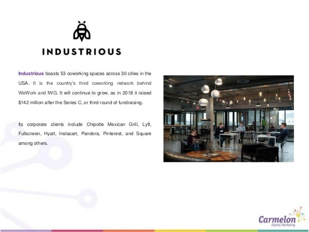 Coworking Spaces Revolution: Innovation & Trends 2019