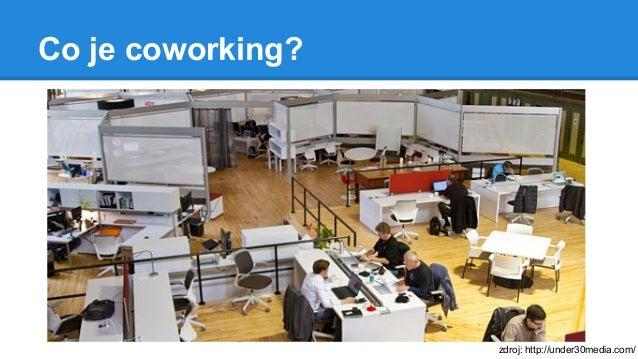 Coworking v malém městě (Plzeňský Barcamp 2014) Slide 2