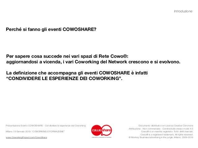 COWORKING E FORMAZIONE - CowoShare 6 Slide 3