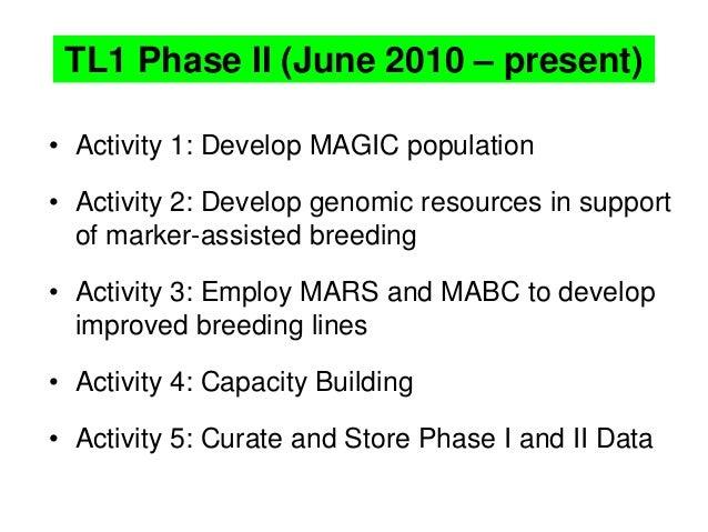 TLM III: Improve cowpea productivity for marginal  environments in sub-Saharan Africa – O Boukar Slide 2