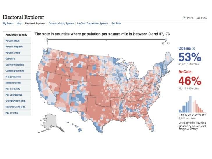 Amanda Cox - Visualizing data at the New York Times