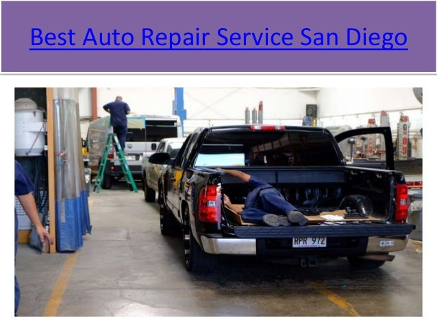 Cox Auto Service - San Diego Honest Auto Repair Shops ...