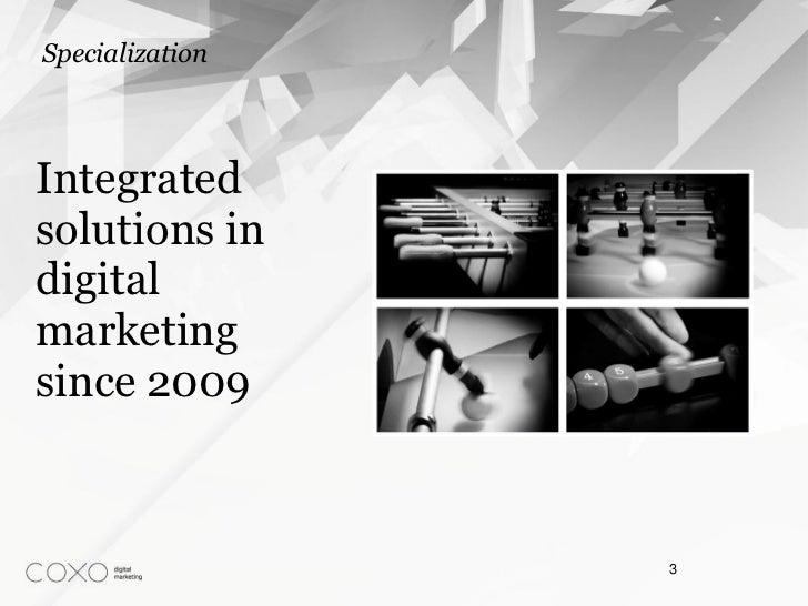 Coxo digital 2011 eng Slide 3
