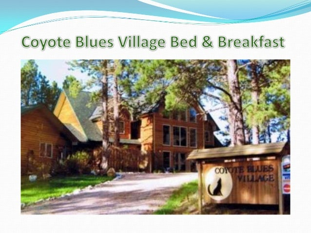 Our Bed and Breakfast is centrally located in the middle of the Black Hills, 14 miles North of Hill City of South Dakota. ...