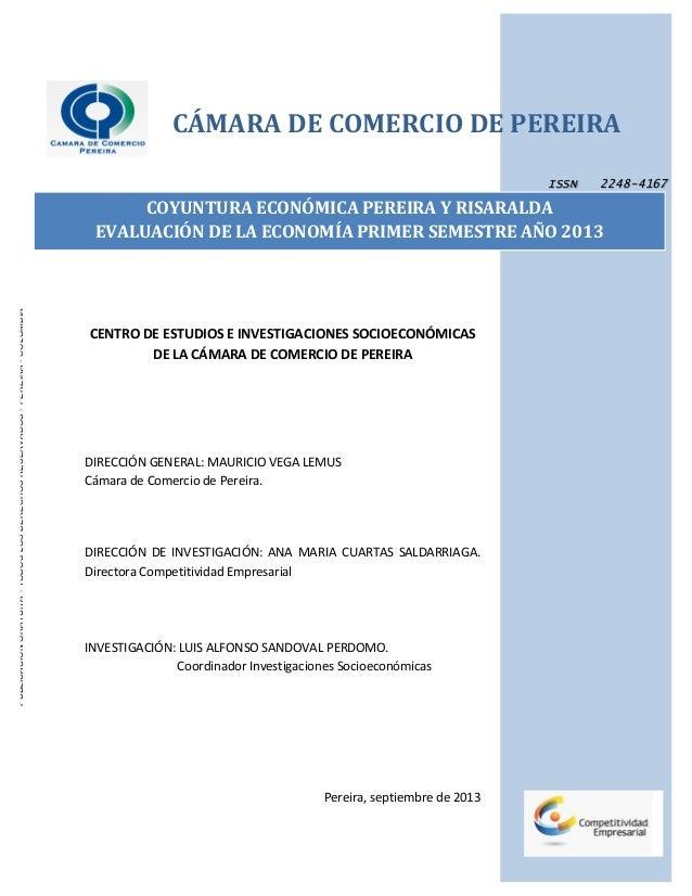 CENTRO  DE  ESTUDIOS  E  INVESTIGACIONES  SOCIOECONÓMICAS     DE  LA  CÁ...