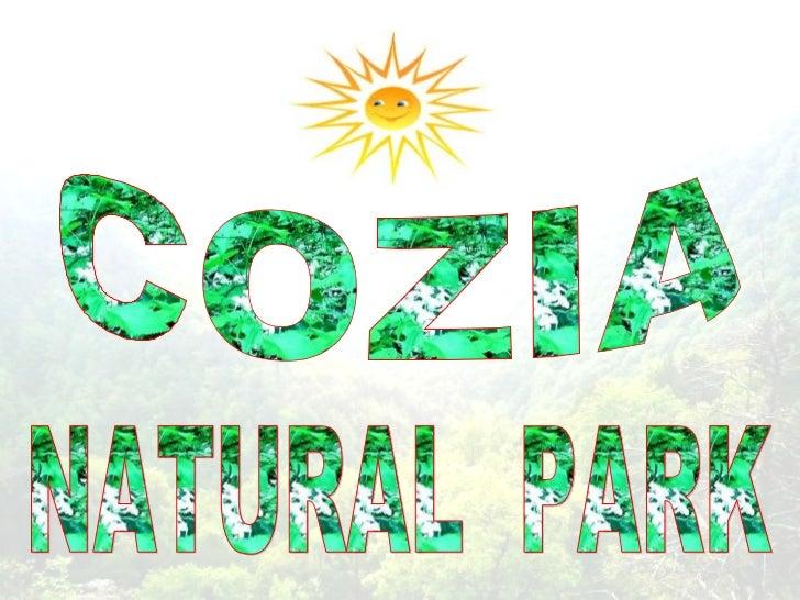 COZIA NATURAL  PARK
