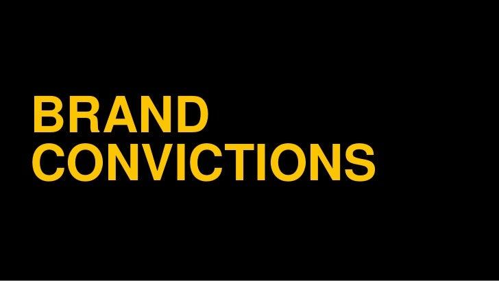BRANDCONVICTIONS