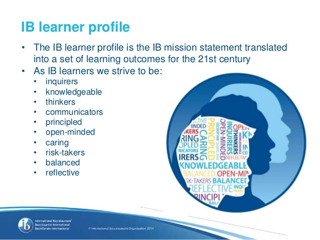 Image result for CP learner profile