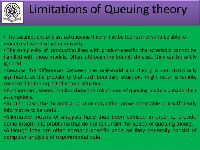 queing theory and its application to Engineers and other professionals may use queueing theory in a variety of ways  there is the general evaluation of how resources are used in a network system.