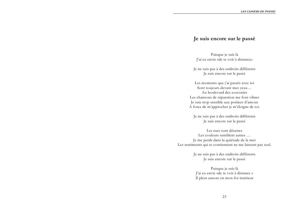 an analysis of french free verse translated into english free verse by joneve mccormick Free verse became current in english poetics in the early 20th century  flint,  richard aldington, ezra pound, and ts eliot, were students of french poetry.