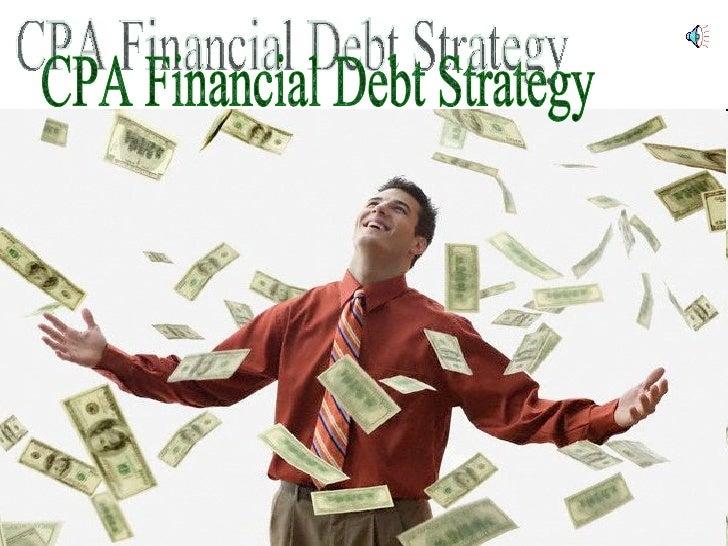 CPA Financial Debt Strategy