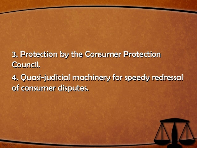 consumer rights protection council india