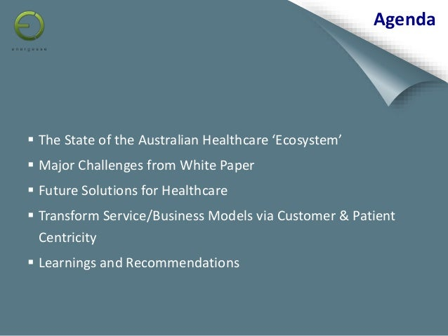 How Do We Revitalise our Broken, Fragmented System Into a Sustainable and Integrated One? Slide 3