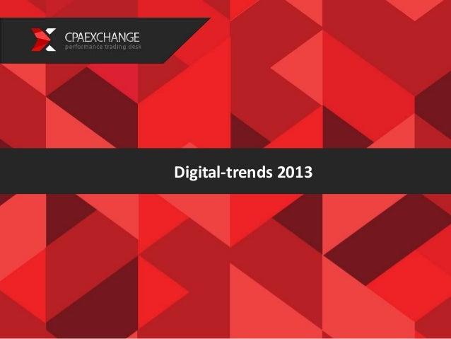 Digital-trends 2013