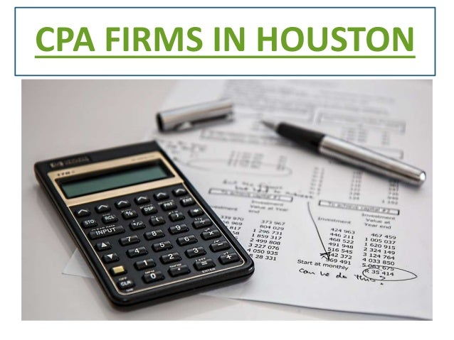 CPA FIRMS IN HOUSTON