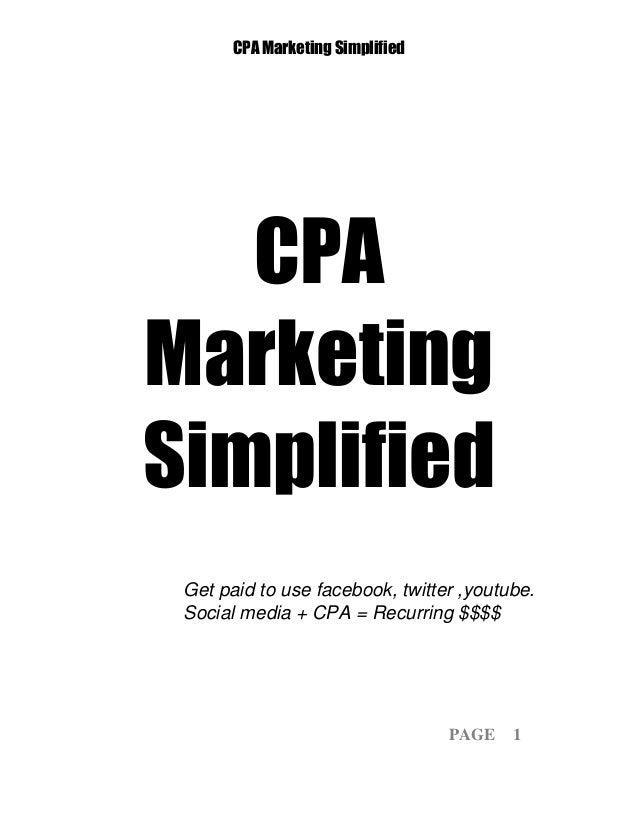 cpa marketing simplified version 1 638
