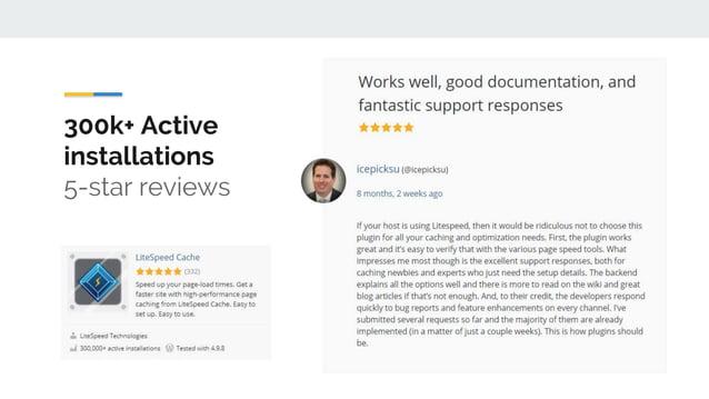 300k+ Active installations 5-star reviews