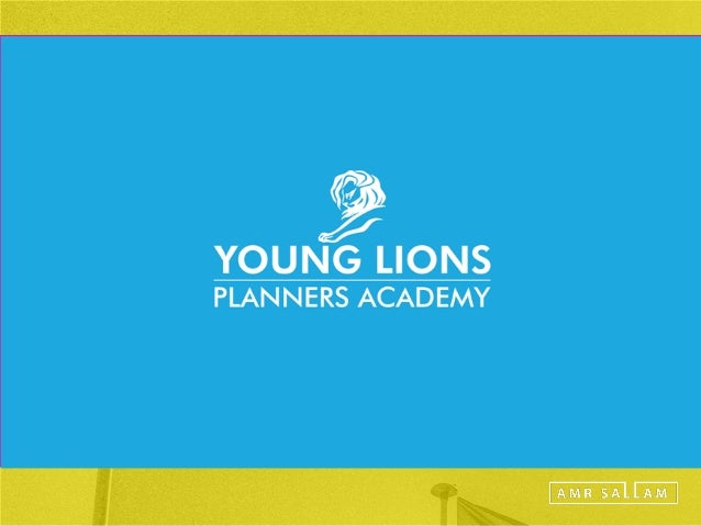 cannes lions young account planners academy   the day in