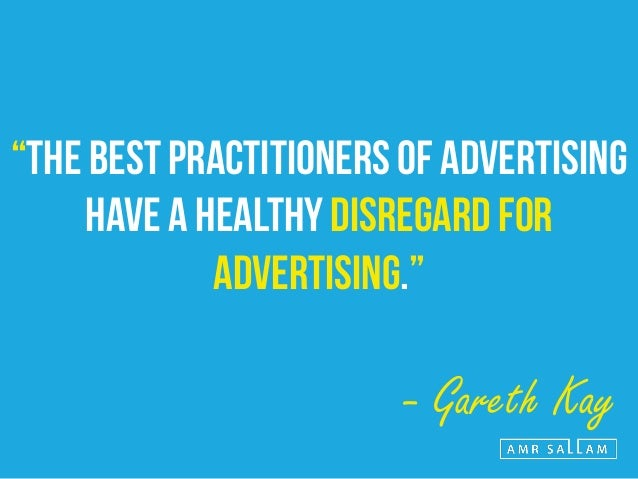 """""""MAKE HACKS, NOT ADS. A HACK IS THE MOST INGENIOUS & EFFECTIVE SOLUTION TO A PROBLEM."""" - Gareth Kay"""