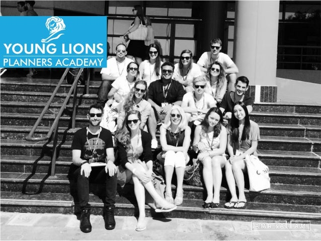 Cannes Lions Young Account Planners Academy - The Day in Quotes - Day 1 (June 15th 2014) #CannesLions