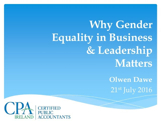 leadership does gender matter We can never completely get around this matter master thesis, female and gender leadership ainura kadyrkulova 9 specific skills in spontaneous, consistent.