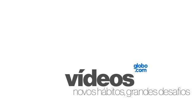 vídeosnovoshábitos,grandesdesafios globo .com