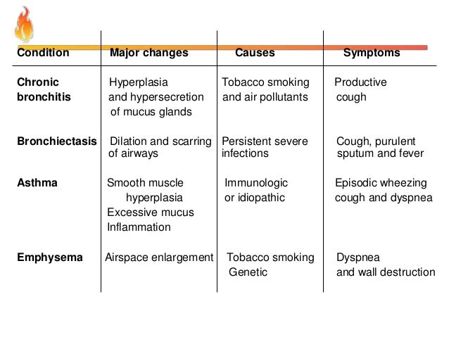 Pathophysiology of copd essay