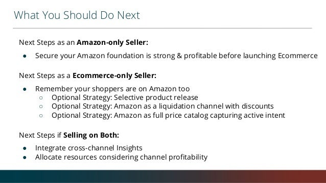 Maximize Conversions by Balancing Your Ecommerce & Amazon Strategy