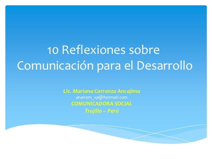 citas textuales sobre la comunicacion