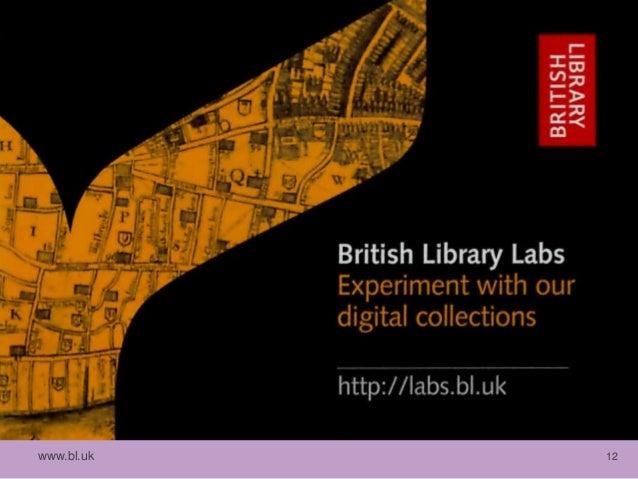 www.bl.uk 12