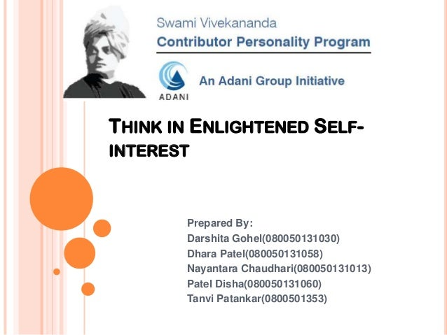 Stakeholder engagement drivers – part 4: enlightened self-interest.