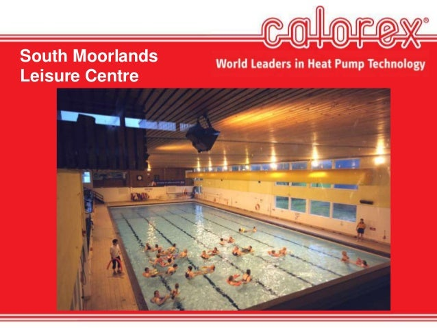 Cpd For Indoor Pools Heat Recovery