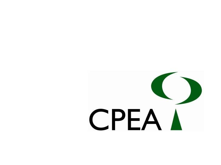 •   A CPEA foi fundada em São Paulo no dia 15 de outubro de 2000.                   No dia 1º de março de 2006, foi inaugu...