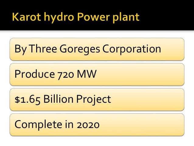 GawadarCoal Power Project (360 million dollars) construction of breakwaters (130 million dollars) water treatment plant (1...