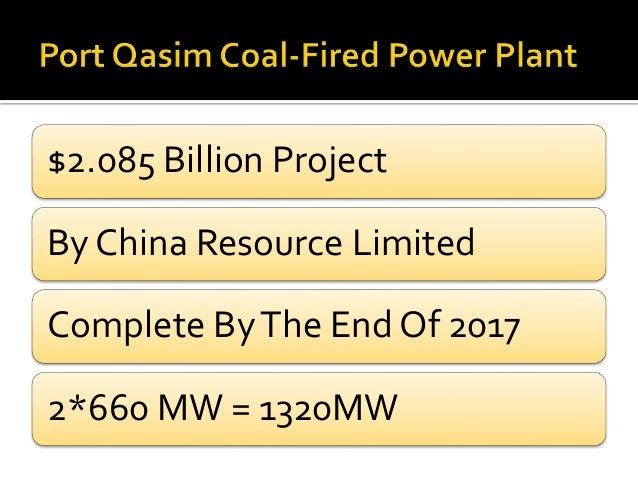 Thar Block II 3.8 MillionTons Of Coal Per Anum Thar Block II 2*330 MW = 660 MW Rawalpindi-Islamabad Metro Bus
