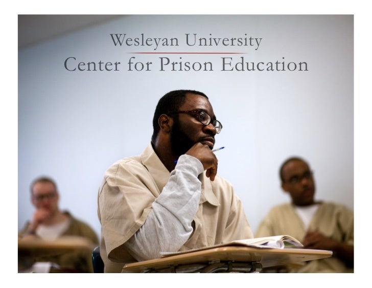 Wesleyan UniversityCenter for Prison Education