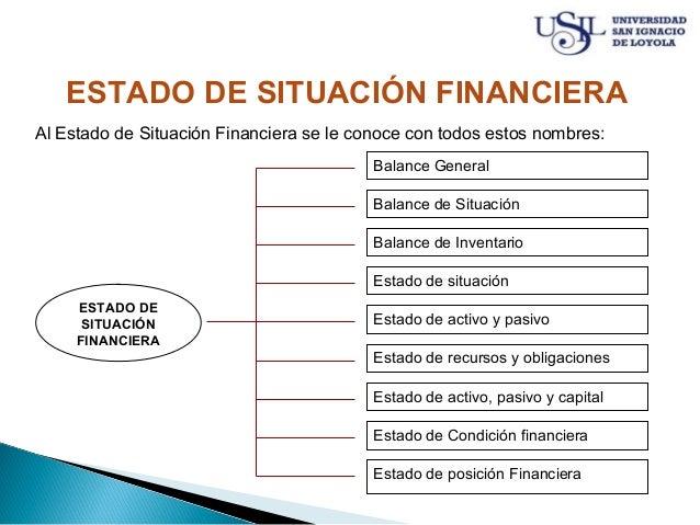 Estados Financieros Cpel Usil