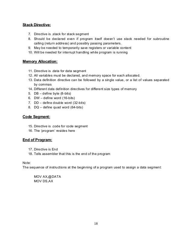 Define memory user manuals array cso laboratory manual rh slideshare net fandeluxe Gallery