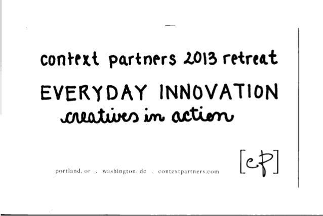 Cp everyday innovation