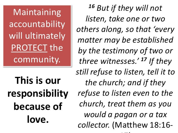 Discipleship is all about reminding and challenging people to always live in the truth of who they are in Christ.<br />But...