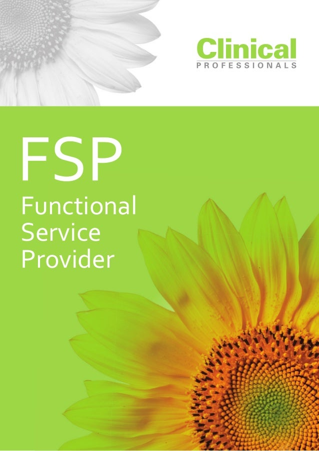 Functional Service Provider