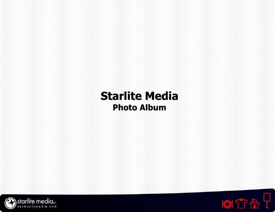 Starlite Media   Photo Album