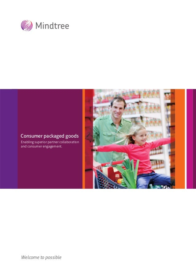 Consumer packaged goodsEnabling superior partner collaborationand consumer engagement.Welcome to possible