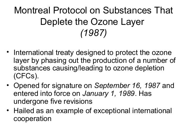 an issue of deterioration of ozone layer The deterioration of the ozone layer is the cause of global warming and the from enc 17 at everest the issues of global warming the issues of global warming.