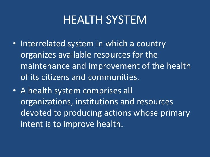 Cph Philippine Health Care System New