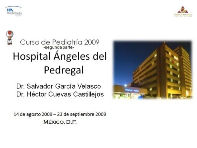 Pediatría Dra. Ana Paola Barroeta G