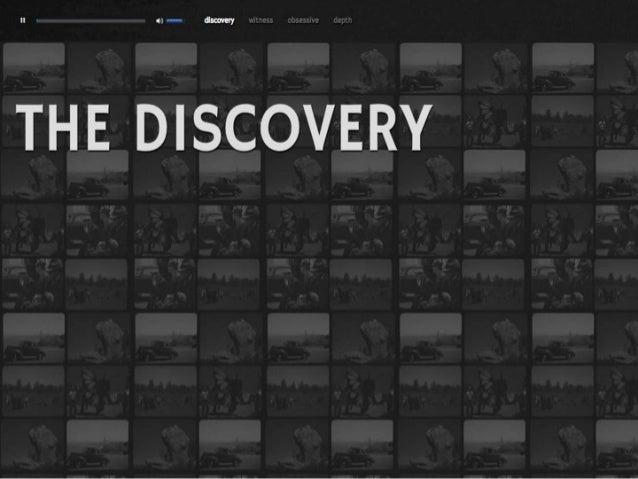Web-native storytelling