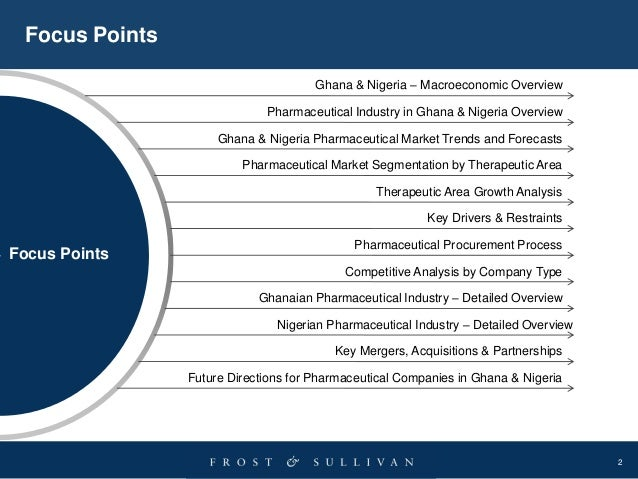 Opportunities & Challenges in West Africa's (Ghana & Nigeria) Healthc…